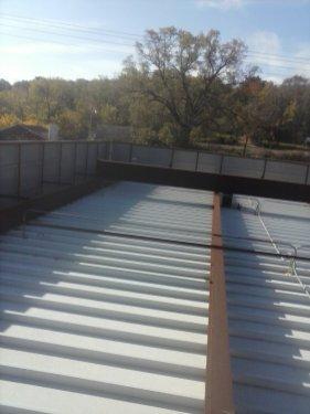 Short Stop Roof Leak 2013-2
