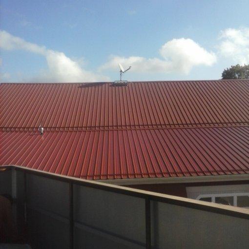 Short Stop Roof Leak 2013-7