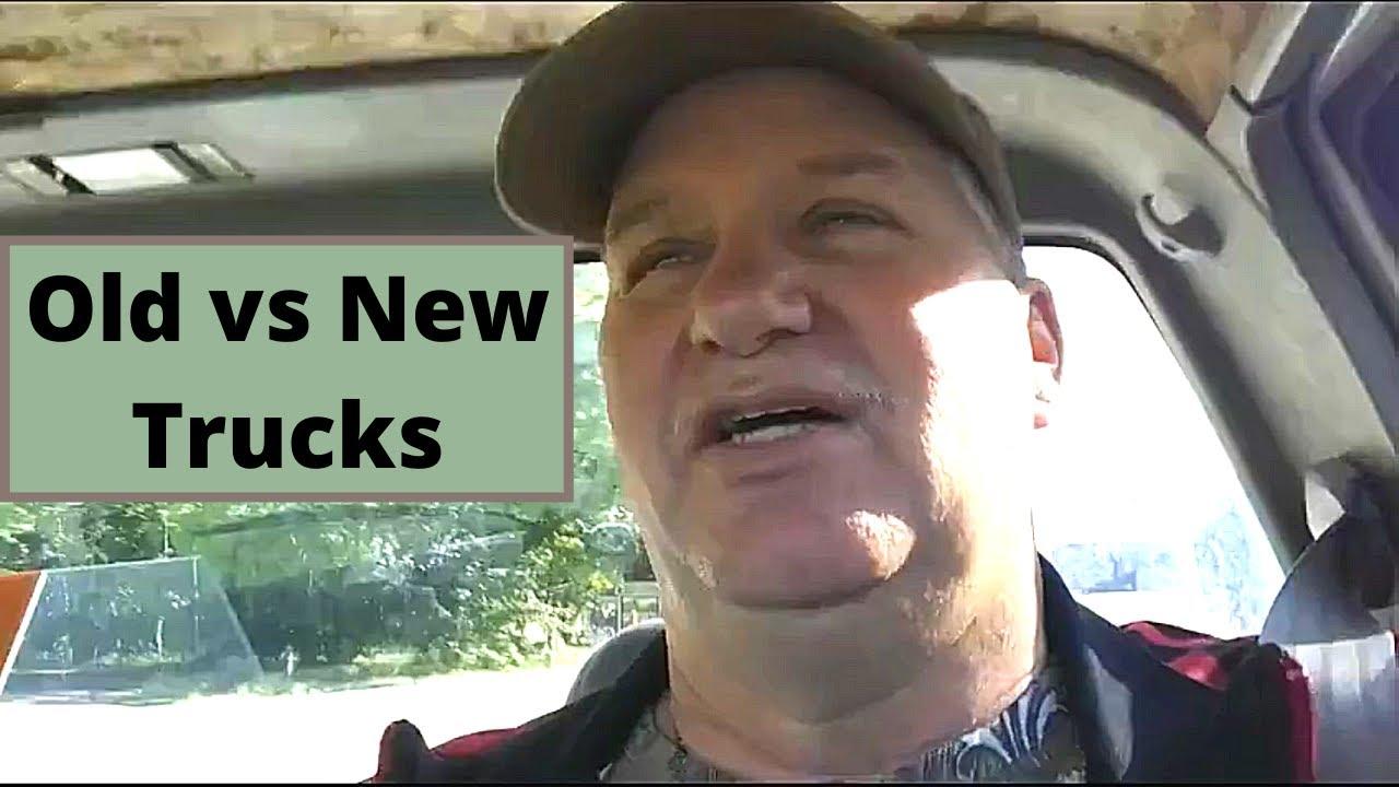 Old Trucks vs New Trucks