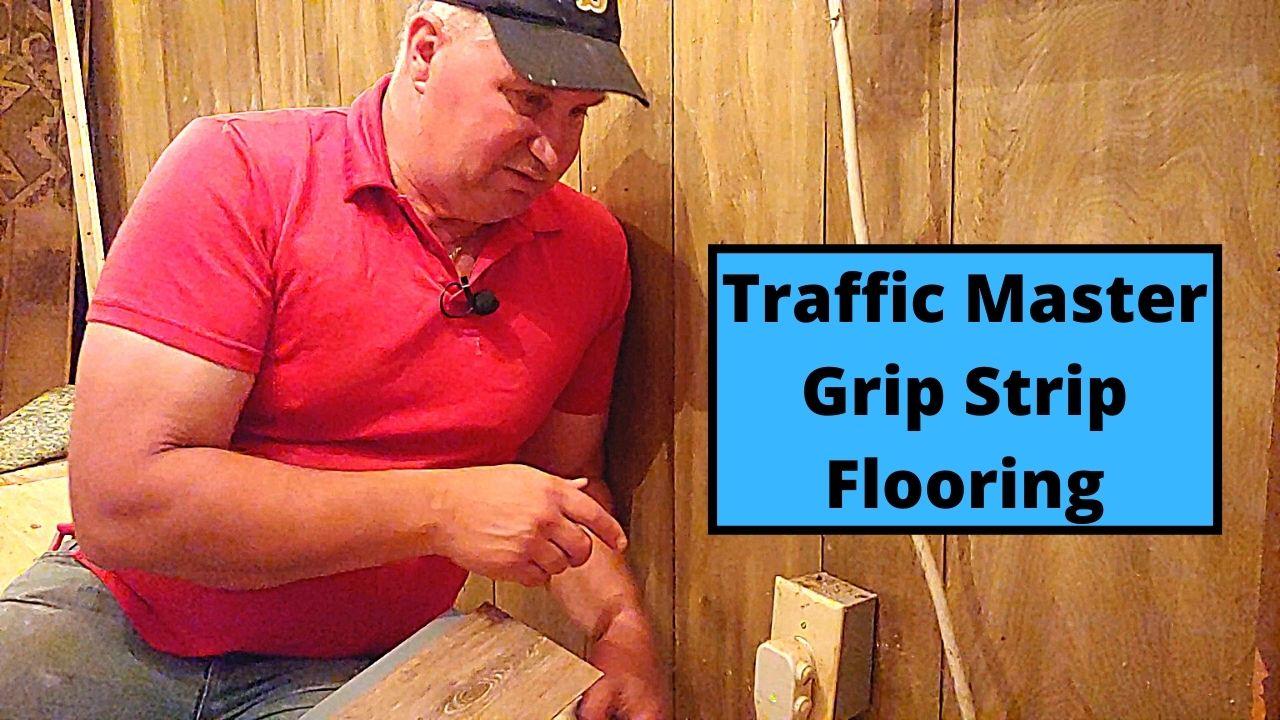 Traffic Master Grip Strip Flooring