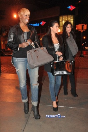 nene leakes kim kardashian Do Dinner ATL 022912-16