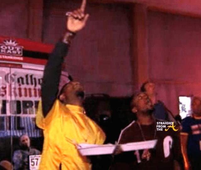 Flashback Outkast Debate Bats Vs Birds Vintage Video Straight From The A Sfta Atlanta Entertainment Industry Gossip News