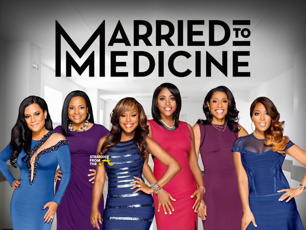Image result for married to medicine season 3