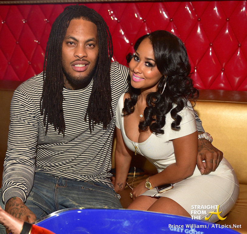 Waka Flocka Flame And Tammy Rivera 1 Straight From The A