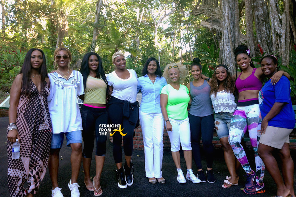 Real Housewives Of Atlanta Season 8 Jamaica 10 Straight