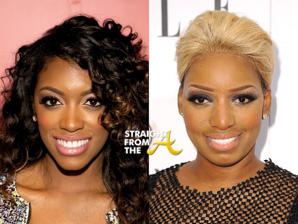 OUCH!! Nene Leakes Roasts Porsha Williams During Comedy Tour... (VIDEO) #RHOA