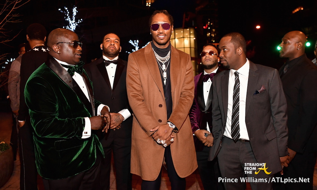 Quick Pics: Future Hendrix & Friends Party at 3 Atlanta Hot Spots... (PHOTOS)