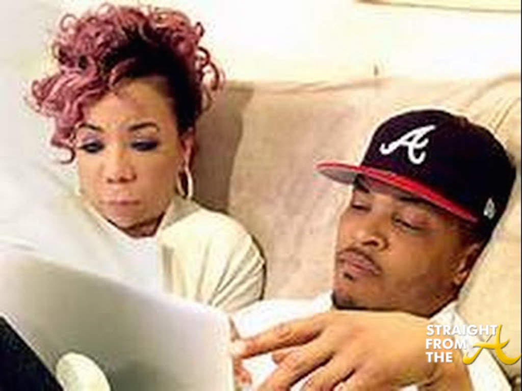 It Ain't Over Til It's Over: Tiny Harris Has 2nd Thoughts About Divorcing T.I.... [VIDEO]