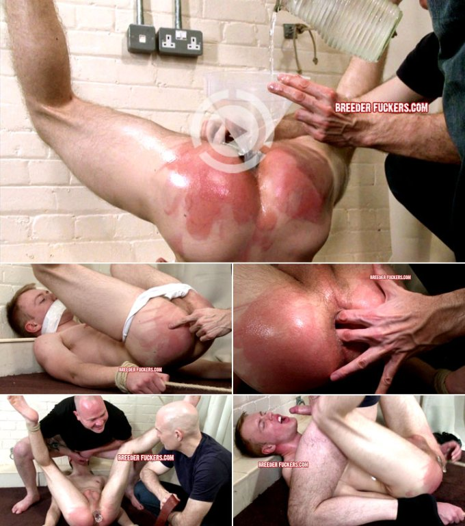 Forced Rimjob  Straight Hell Videos  Breederfuckers Videos-3132
