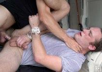 #HelplessBoys: Derek Needs To Suck a Dick to Survive