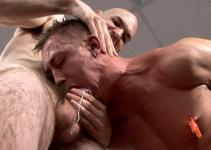 #Classic: Adrian the God Impales Carl on his Throbbing Cock