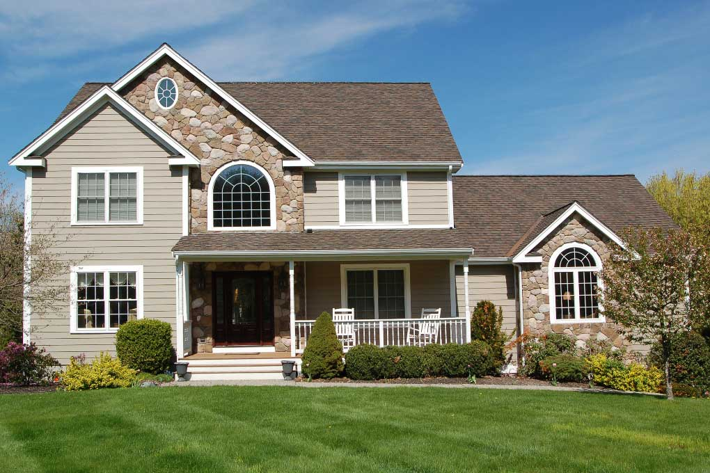 Siding Stone Straight Line Home Improvement