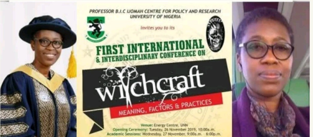Unn Witchcraft Conference Holds, In Spite Public Outcry