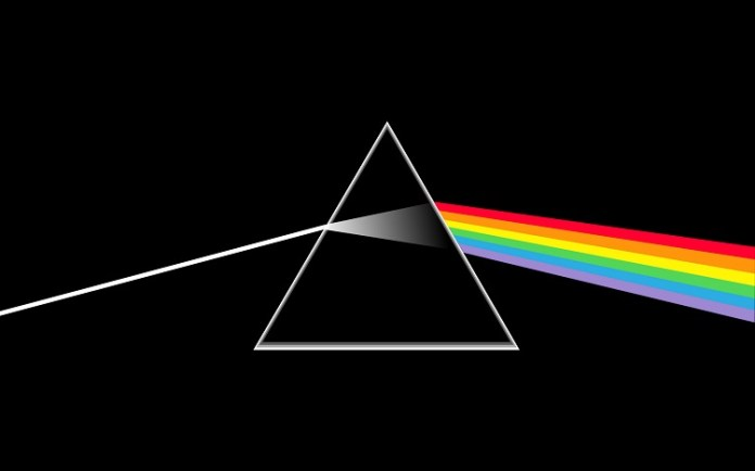 Pink Floyd - The Dark Side Of The Moon / Εξώφυλλο