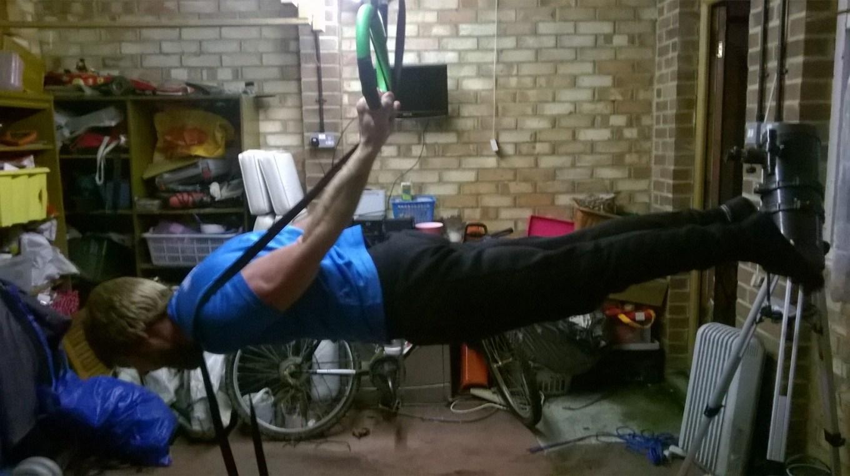 back-lever