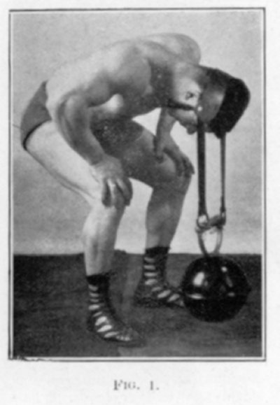 A Little Yoke Work : 10 Exercises for a Bigger Neck