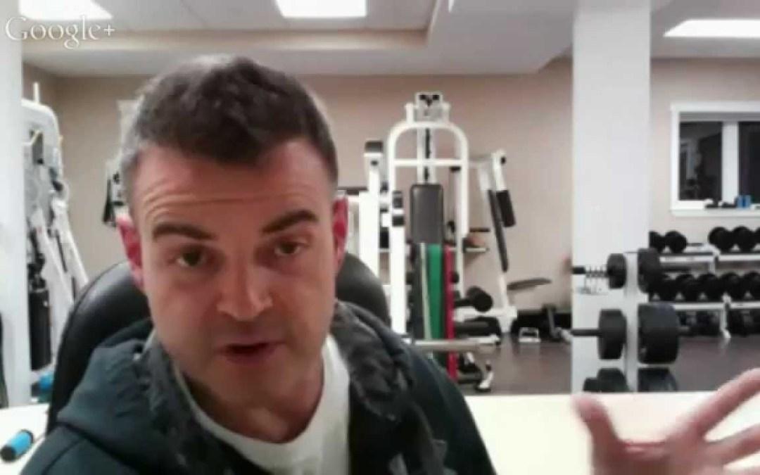 Video for Gymchat 256 – Injury Prevention & Management (John Paul Catanzaro)