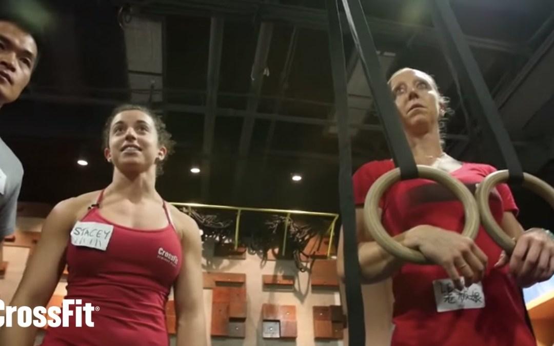 Muscle-Up Technique