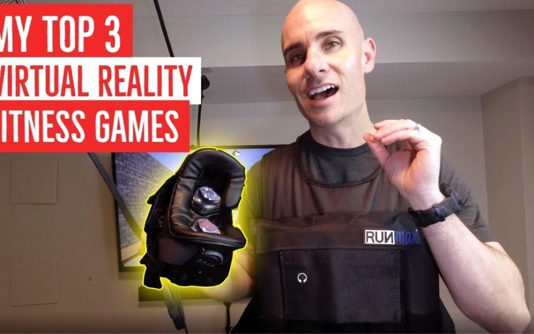 VR Fitness Games 2020 (Brian Lovett)