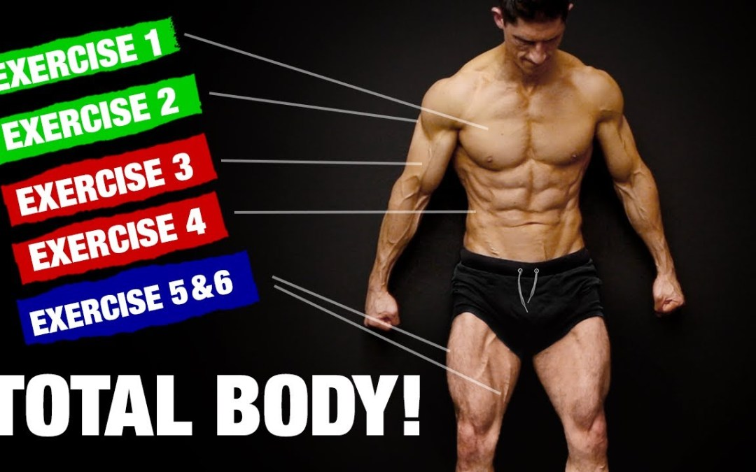 The PERFECT Home Workout (Athlean-X)