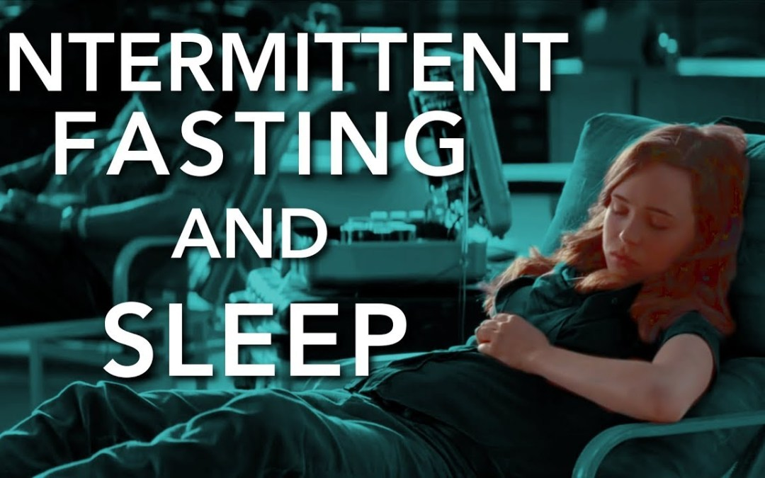 Intermittent Fasting – How it Affects Sleep (What I've Learned)