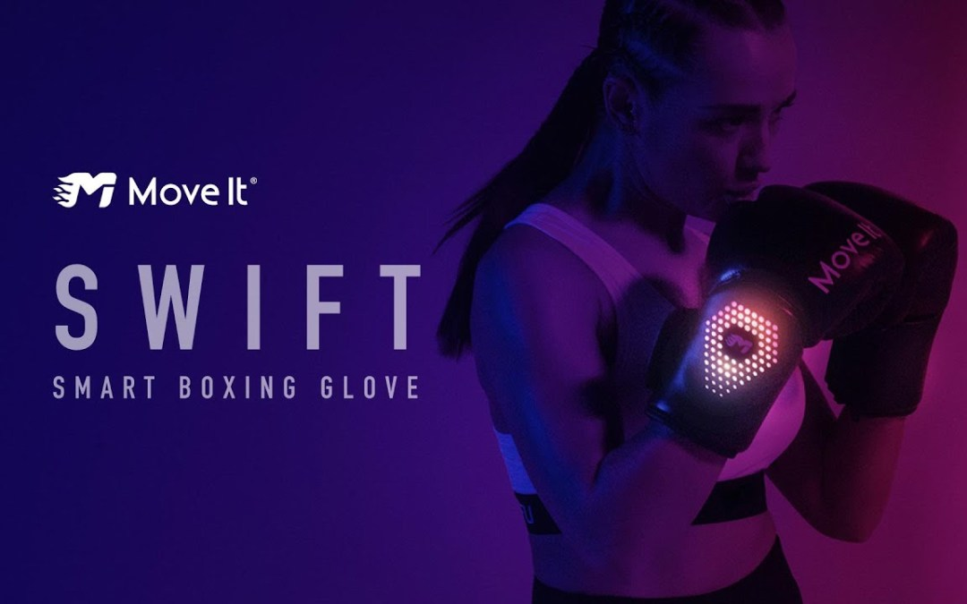 Move It Swift (Smart Boxing Gloves)
