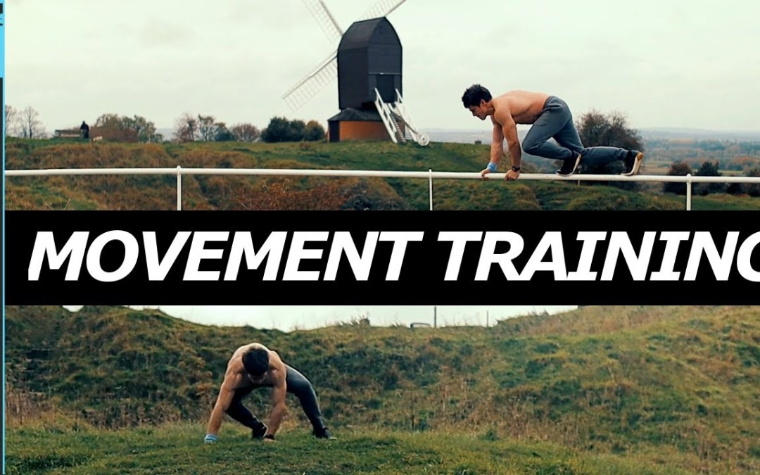 Movement Training Explained – Ido Portal, Animal Flow, and Primal Workouts (The Bioneer)