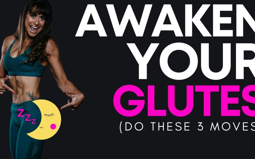 How To AWAKEN Your Glutes (Redefining Strength)