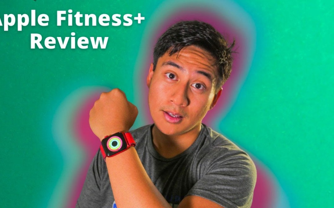 Apple Fitness Plus Review (KevTheTrainer)