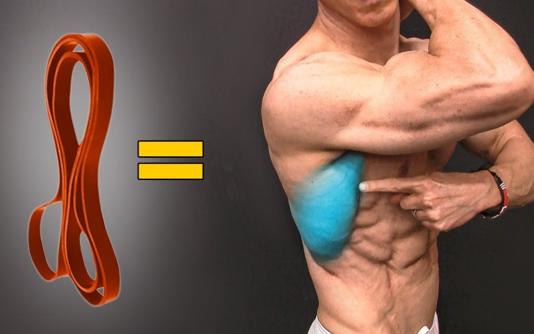 Build a Big Back with Bands (NO WEIGHTS!) (Athlean-X)