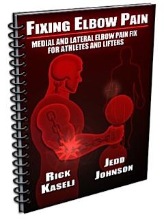 Fixing Elbow Pain