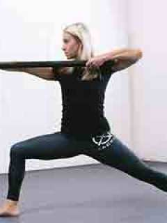 Steel Mace Yoga 101 With Erin Furry
