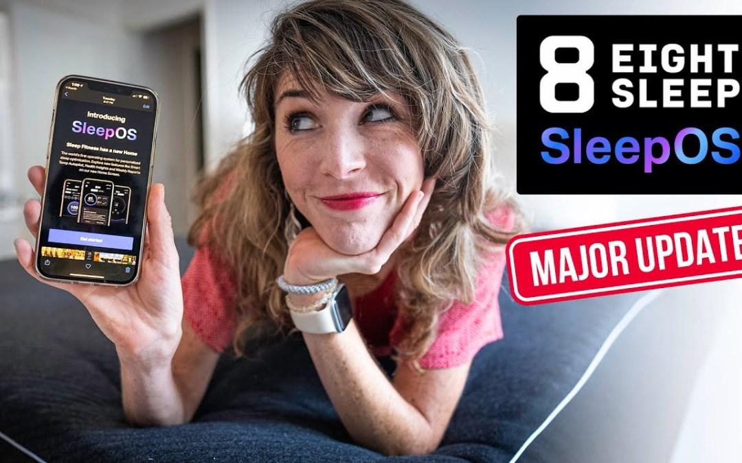Eight Sleep's Huge Software Update – Sleep OS & Autopilot Mode (Katie Type A)