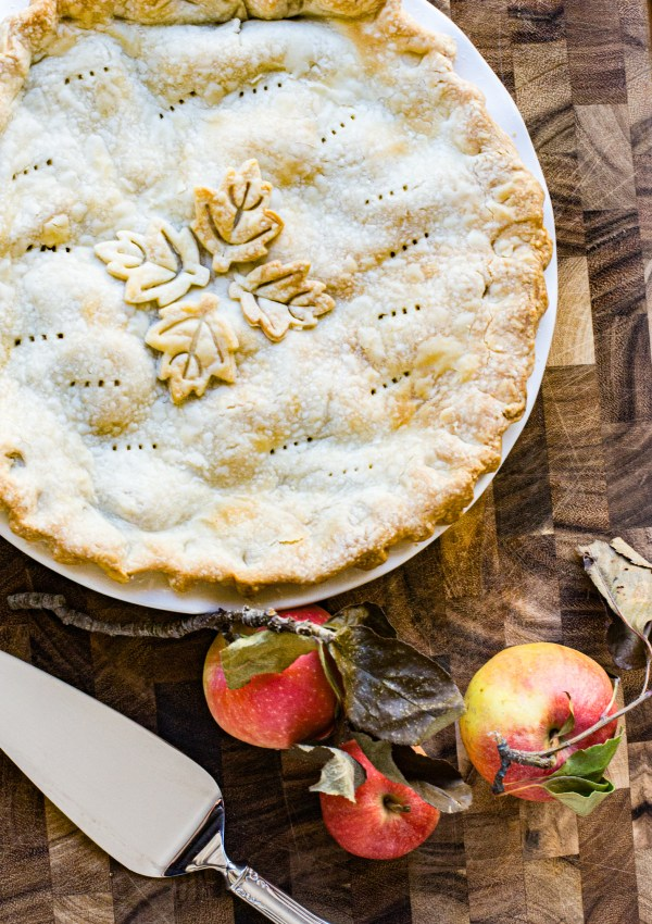Old Fashioned Apple Pie