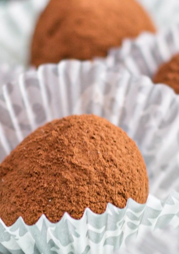 Sinfully Rich Chocolate Truffles