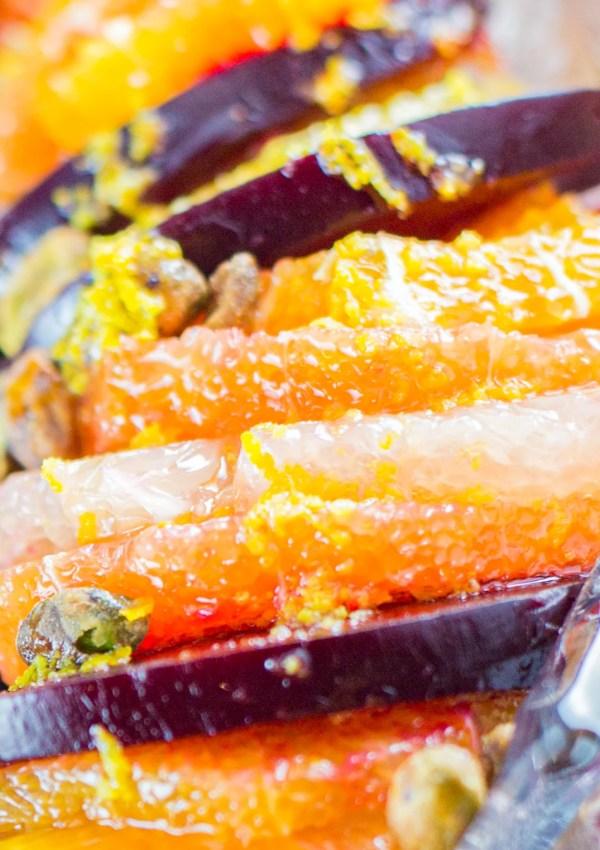 Citrus and Roasted Beet Salad