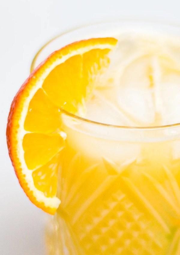 Amazing Orange Paloma