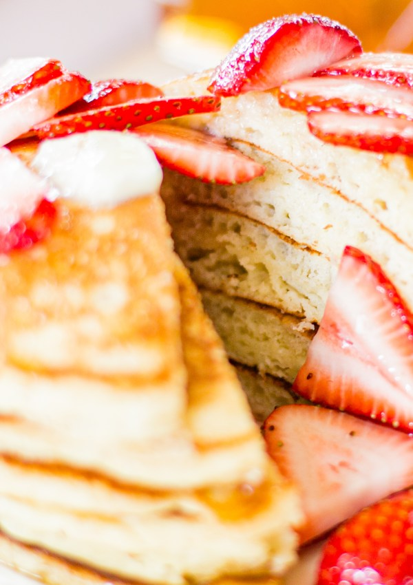 Sunday's Best Buttermilk Pancakes