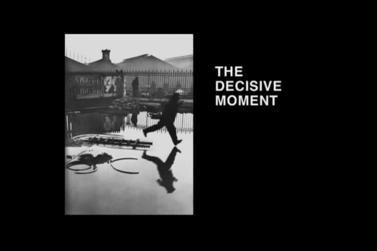 The Decisive Moment: An Henri Cartier-Bresson Documentary