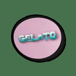 Gelato Strain/Slap Stickers/Labels.