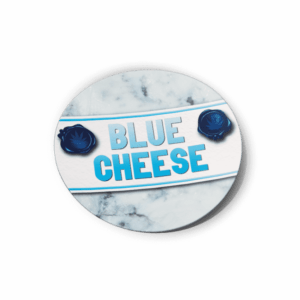 Blue Cheese Strain/Slap Stickers/Labels.