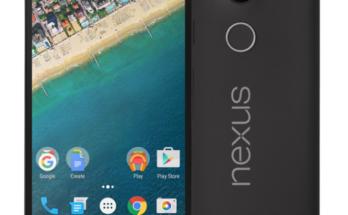 LG Nexus 5X telefonai