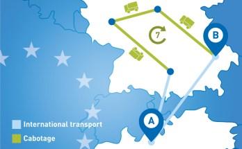 Kabotažiniai vežimai, daugiau efektyvumo ES šalyse?