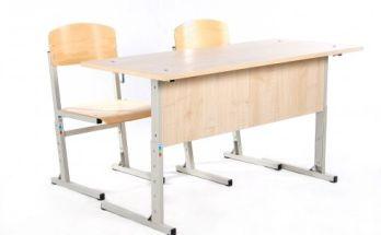 baldai mokykloms