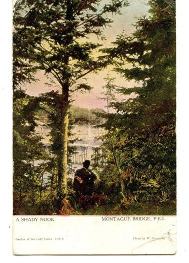 #1800 A Shady Nook Montaue Bridge, P.E.I.