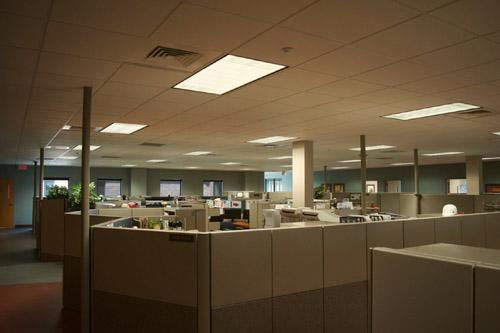 office lighting commercial led