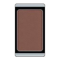 artdeco matt eyeshadow matt chocolate