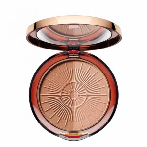 artdeco bronzing powder compact natural