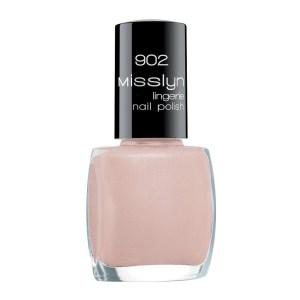 misslyn nail polish lingerie most homelike
