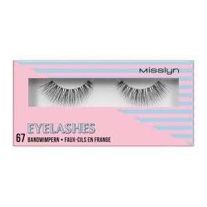 misslyn eyelashes eye love my lashes